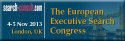 The European Executive Search Congress