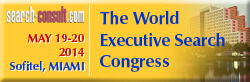 The 3th World Executive Search Congress