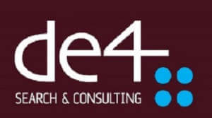 De4 Search & Consulting AS using FileFinder CRM