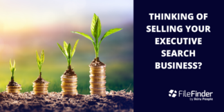 Thinking of selling your executive search business?