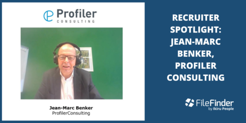 Recruiter Spotlight: Jean-Marc Benker, CEO of ProfilerConsulting