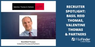 Recruiter Spotlight: Valentine Thomas & Partners