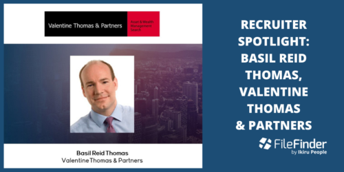Recruiter Spotlight: Basil Reid Thomas, Valentine Thomas & Partners