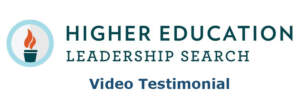 Higher Education Leadership Search recommends FileFinder Executive Search Software